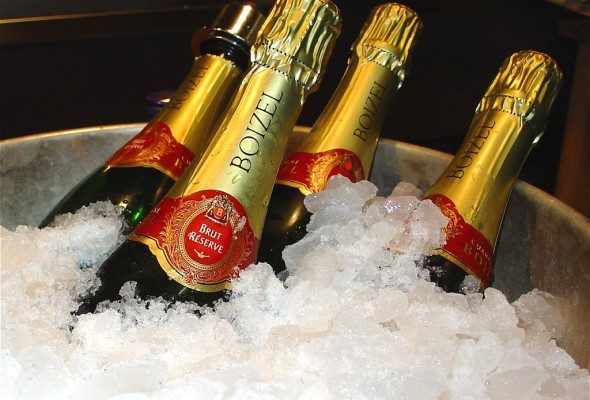 Champagne and Sparkling Wines...