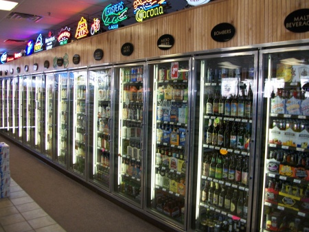 Massive Beer Selection Including Our Local Micro-Brews...